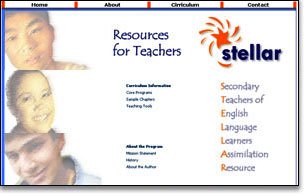teacher resource site